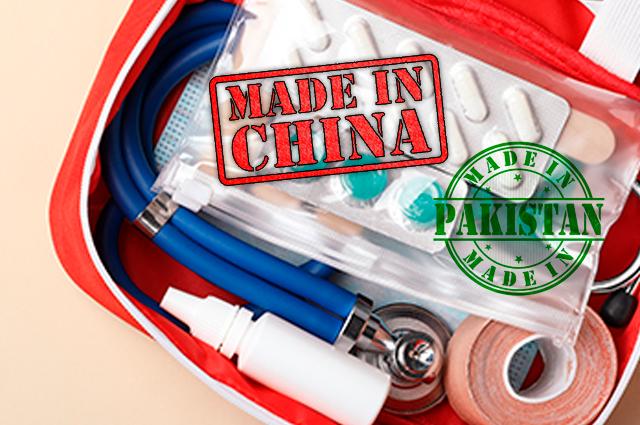 Sí era chino equipo médico vendido a gobierno poblano