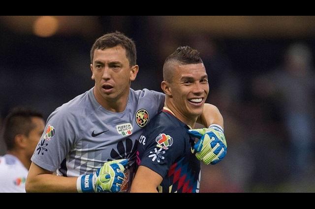 Confirman que Marchesín y Uribe salen del América al Porto