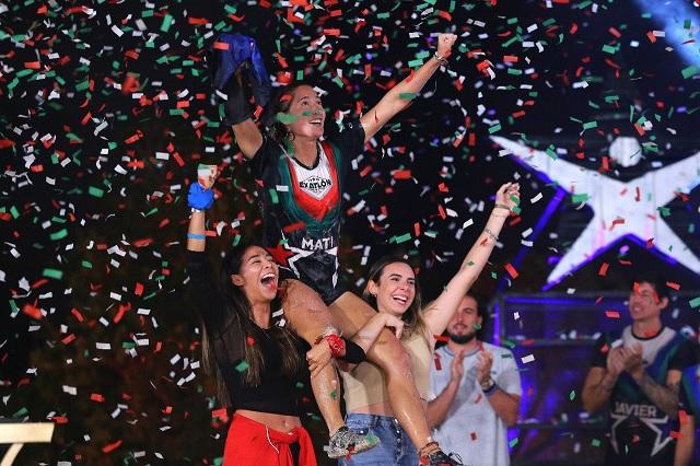 ¡Tricampeona! Poblana Matilde Álvarez se corona en el Exatlón 2021