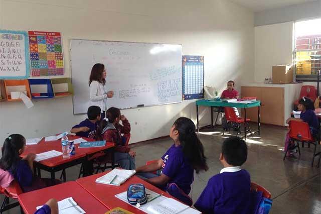 Baja matrícula en educación básica por aumento en edad poblacional