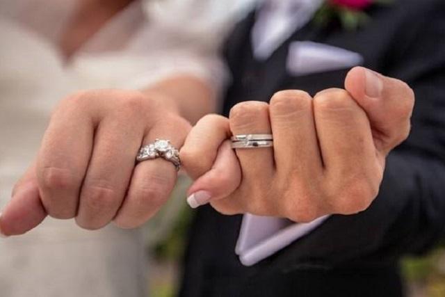 Novia pide el divorcio… a tres minutos de haberse casado