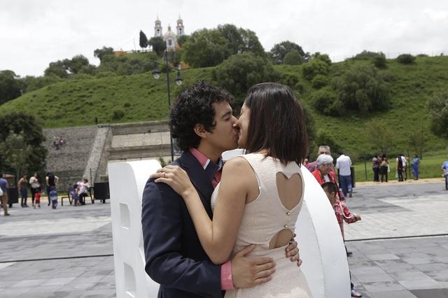 Matrimonios civiles tradicionales van a la baja en Puebla: Inegi
