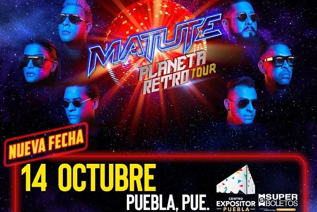 ¿Ya se pueden hacer conciertos en Puebla? Matute casi agota boletos