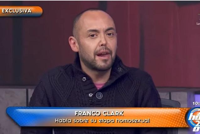 Mauricio Clark dice que cuando era gay le iba al América