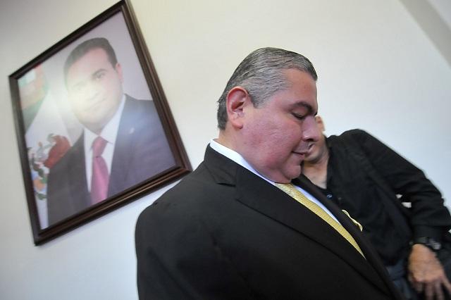Aprehenden a secretario de Finanzas de Javier Duarte