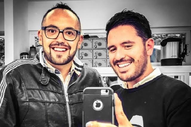 Rumoran que Mauricio Clark e Iván Peralta terminaron su noviazgo