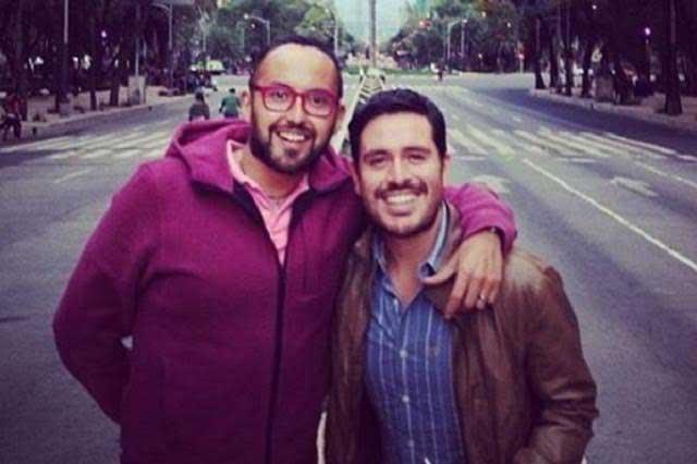 Mauricio Clark y su ex novio Iván Peralta se reencuentran