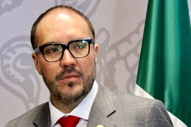 Mauricio Toledo se declara inocente y víctima de persecución política