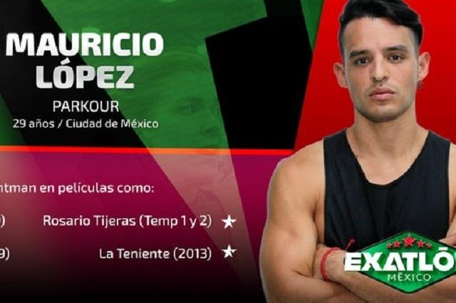 ¿Mauricio López, el sucesor de Aristeo en Exatlón México?