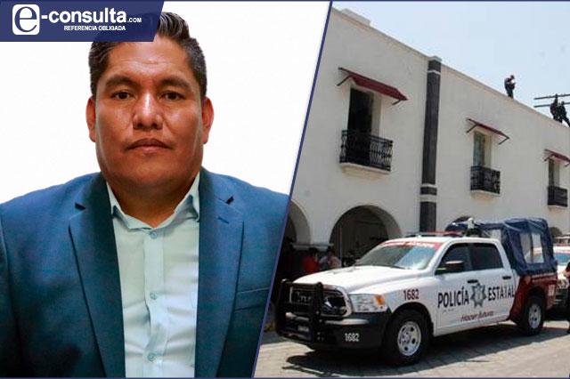 Acusan lentitud en investigación por acoso contra comisario de Huejotzingo
