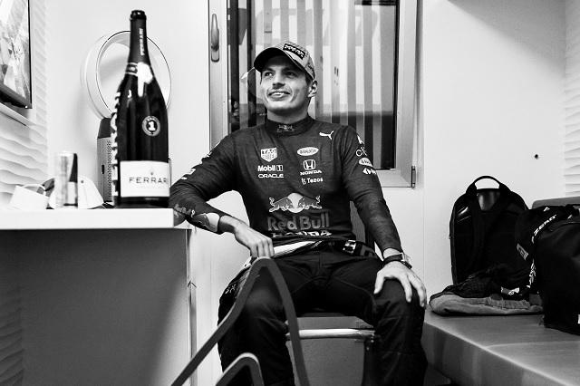 Max Verstappen, advertido por F1 debido a festejo en Estiria