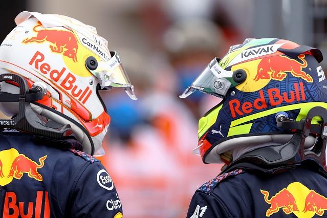 'Checo es un gran compañero de equipo': Max Verstappen