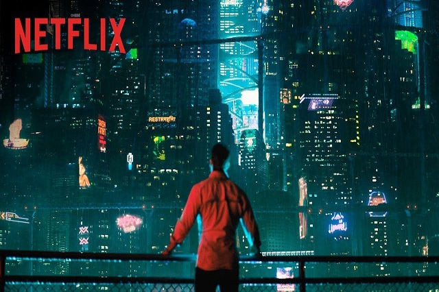 Netflix lanza el tráiler oficial de Altered Carbon