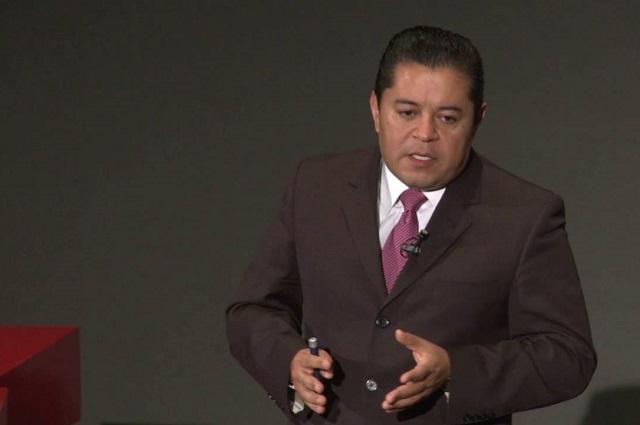 Es oficial: Miguel Ángel García es el nuevo presidente del IEE