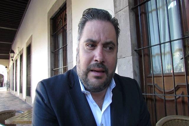 Diputado Pozos Cruz pide licencia para poder dedicarse a su notaría en Libres
