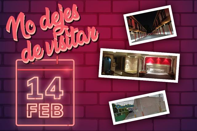 En el Día de San Valentín ¿Cuánto cuesta el motelazo en Puebla?