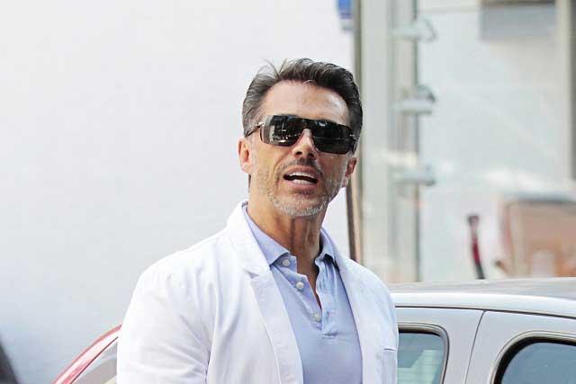 Sergio Mayer cuenta los severos castigos que le aplicó a su hijo