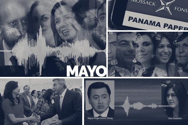 Mayo: Espionaje y riqueza de candidatos a debate