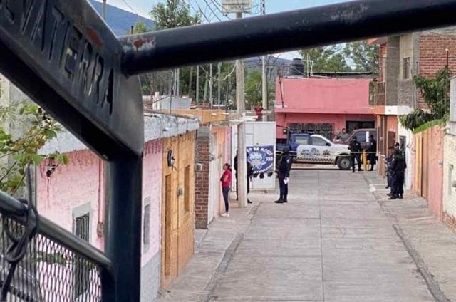 Mayo, el mes más violento en Guanajuato