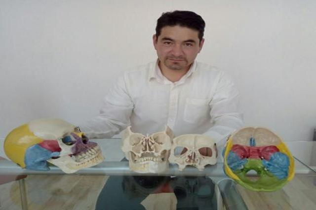 Anatomía Armable: réplicas óseas que parecen reales