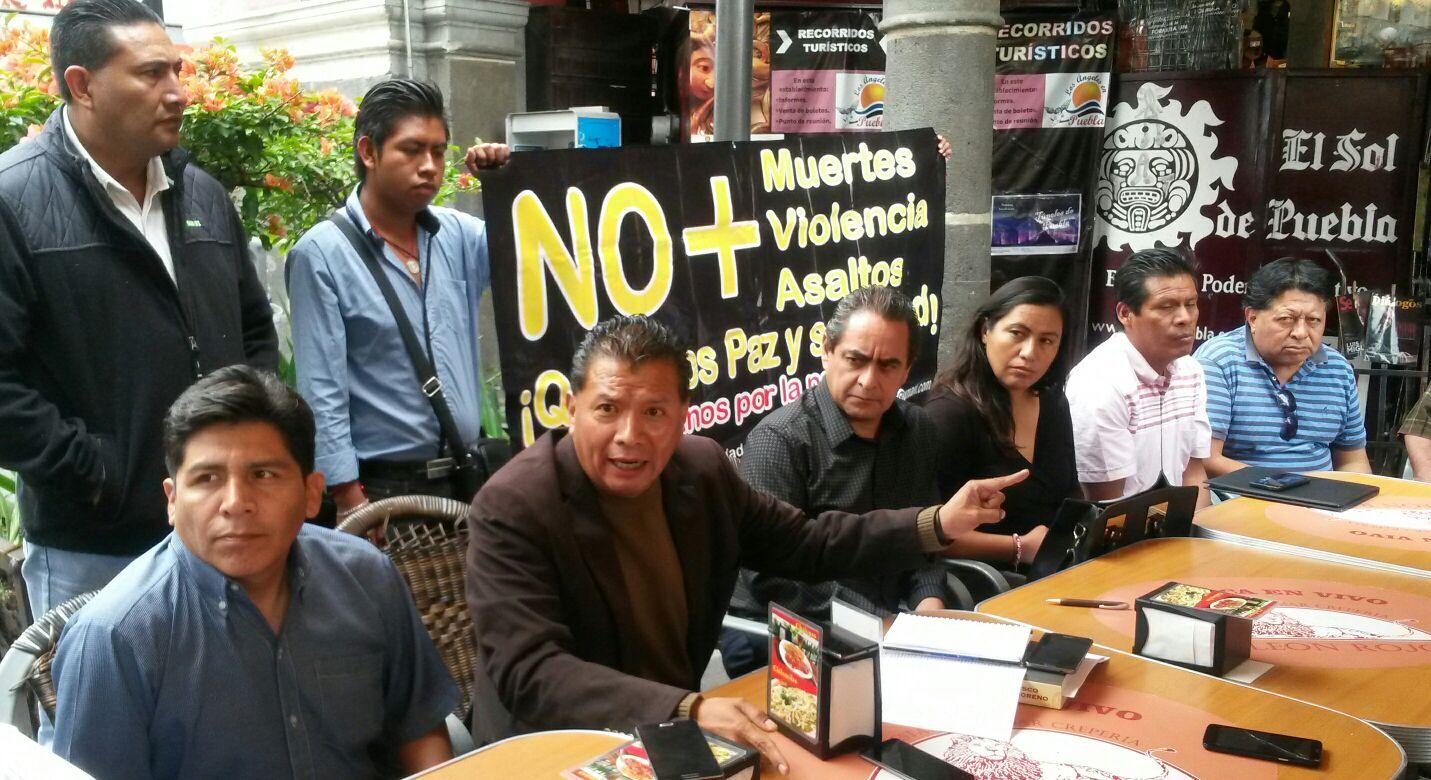 Alerta OCLP sobre aumento delictivo  y exige a gobiernos acciones efectivas