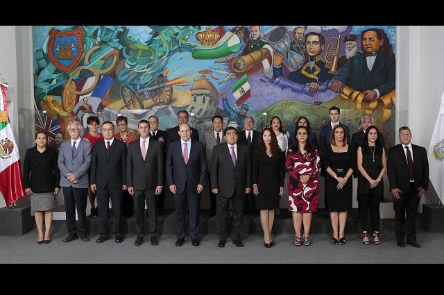 María Concepción Lugo es la nueva secretaria de Administración en Puebla