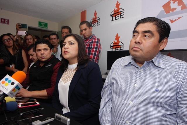 El proceso electoral ya se manchó de sangre, dice Barbosa Huerta