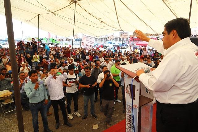 Confrontación con Cárdenas no es real ni vulgar: Barbosa