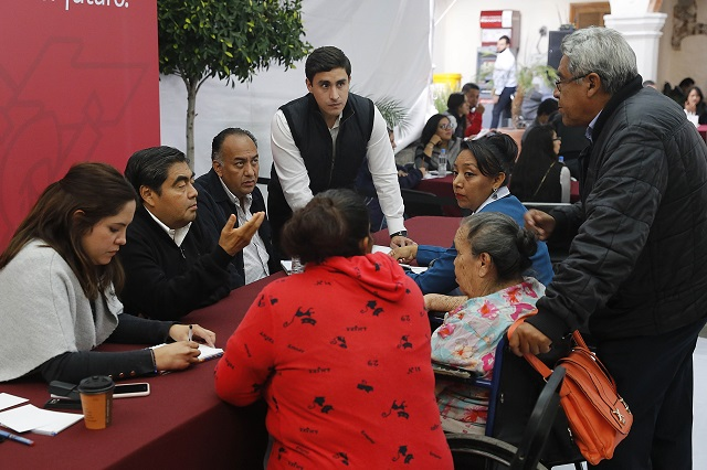 Ven en Jornadas de Atención Ciudadana, muestra de amabilidad del gobernador