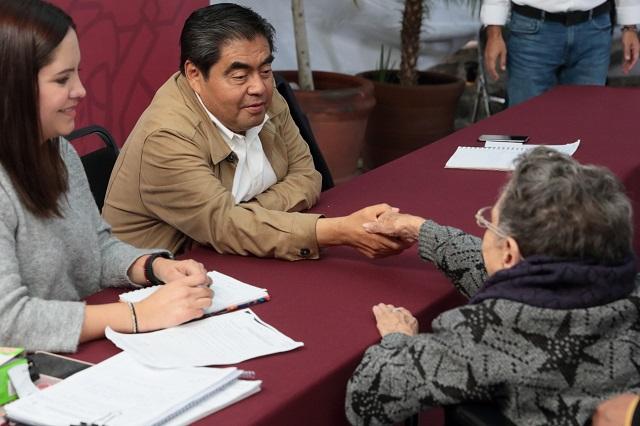 Solicitan apoyo de Barbosa en Jornadas de Atención Ciudadana