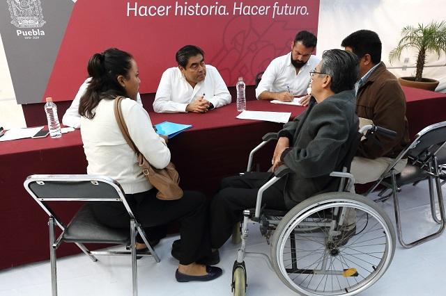 Inclusión y apoyo a personas con discapacidad, piden a Barbosa