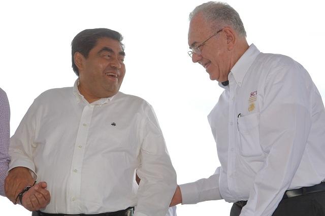Barbosa Huerta anuncia programa de rehabilitación de carreteras