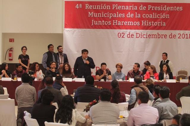 Presiones del morenovallismo frenaron fallo del TEPJF: Barbosa