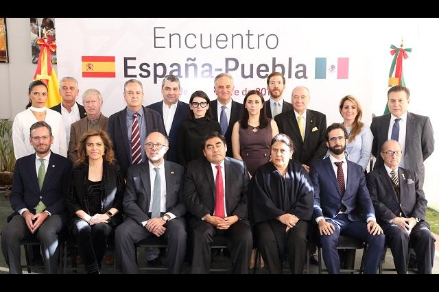 España será el segundo mejor inversor en Puebla: Barbosa - e-consulta