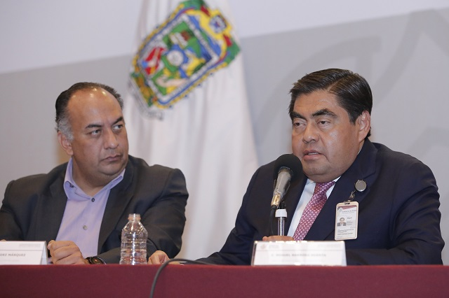 Coordinación para atender retos de Puebla, plantea Segob a ediles