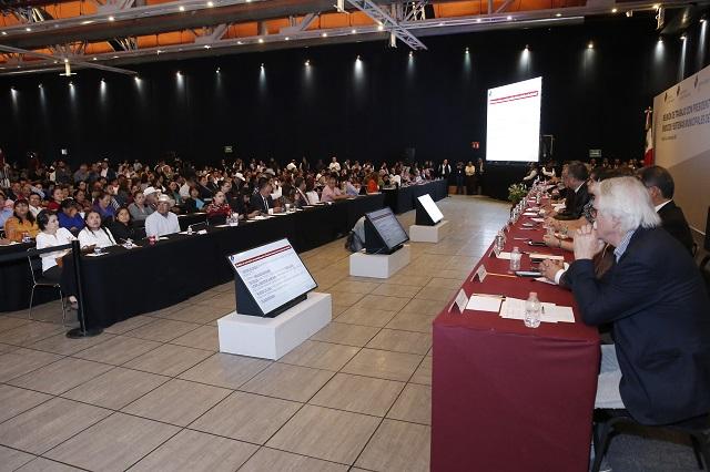 Externa Barbosa confianza en las autoridades municipales