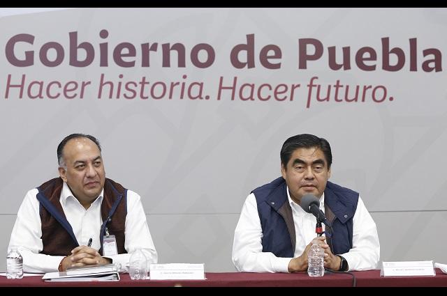 Implementará Puebla estrategia para frenar saqueos ante Covid-19