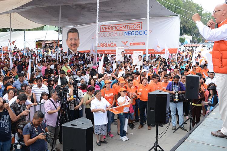José Juan tiene el respaldo de MC, sostiene Dante Delgado