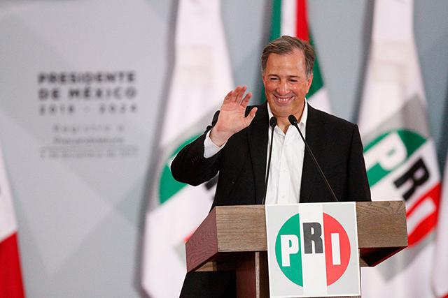 Meade firmará alianza electoral con el Verde Ecologista