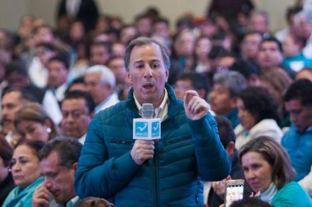 Meade dice que quiere que México sea una potencia y más chingón
