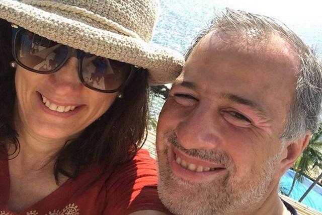 El Acapulcazo post electoral de Juana Cuevas y José Antonio Meade