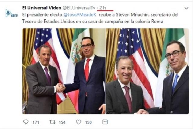 El Universal denuncia supuesto hackeo de una de sus cuentas