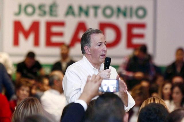 Pide Meade al Senado aprobar la eliminación del fuero