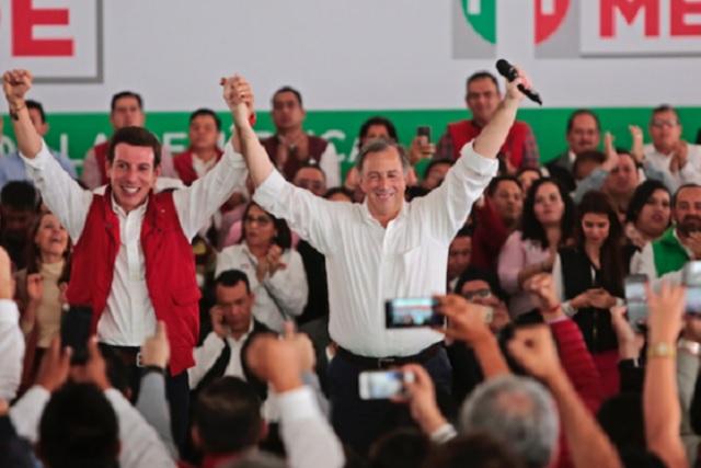 Meade cierra su campaña y pide voto de confianza a ciudadanos