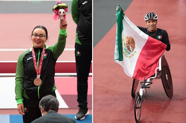 Valenzuela y Pérez suben a 17 el medallero mexicano en Tokio