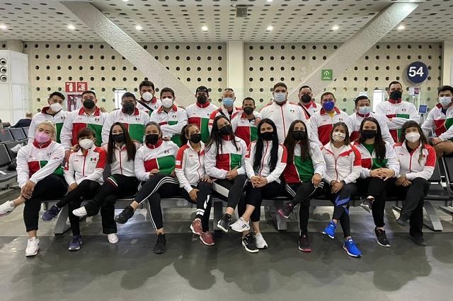 Piden medallistas olímpicos mexicanos aumento de estímulo económico