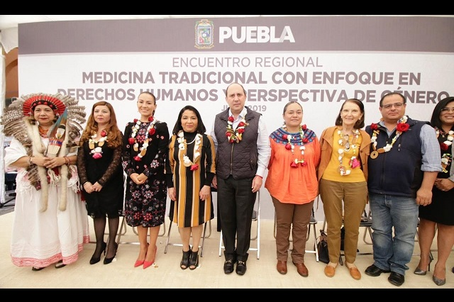 Abren encuentro regional de medicina tradicional