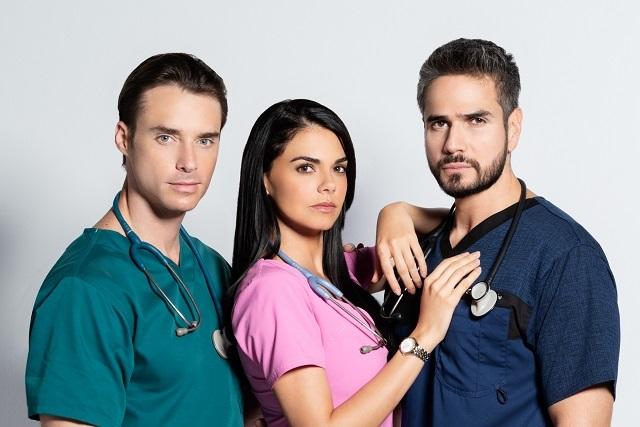 De esto trata Médicos. Línea de vida y ellos son los protagonistas