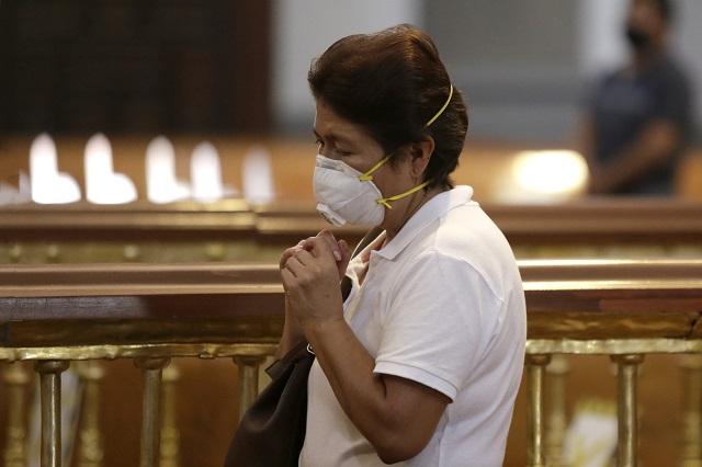 Obispos poblanos dan medidas sanitarias para semana santa