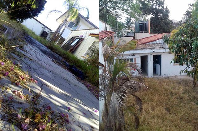 No aclara FGE por qué sigue asegurada casa de Markín Carreras